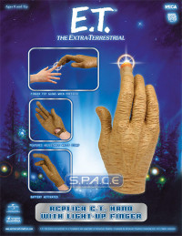E.T. Hand with Light-Up Finger (E.T. - The Extra Terrestrial)