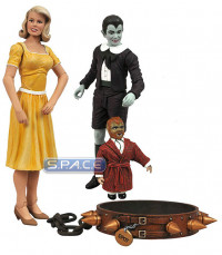 Marilyn & Eddie 2-Pack (The Munsters Select)