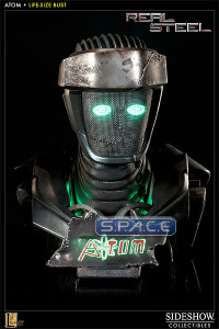 1:1 Atom Life-Size Bust (Real Steel)