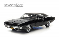 1/18 Scale 1968 Dodge Charger R/T 440 Die Cast (Magnum)