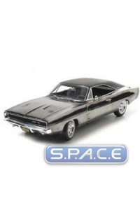 1/18 Scale 1968 Dodge Charger R/T 440 Chrome (Magnum)