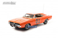 1/18 Scale 1969 Dodge Charger General Lee (Dukes of Haz.)