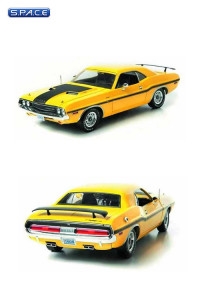 1:18 Scale 1970 Dodge Challenger Die Cast (NCIS)