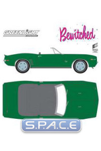 1/24 Scale 1969 Chevrolet Camaro RS Convertible (Bewitched)