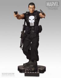 1/4 Scale The Punisher aka Frank Castle (Marvel)