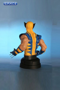 Wolverine Bust - yellow outfit (Marvel)