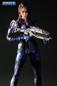 Ashley Williams from Mass Effect 3 (Play Arts Kai)