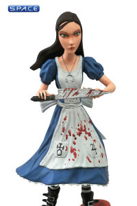 Alice from Alice Madness Returns PVC Statue (Femme Fatales)