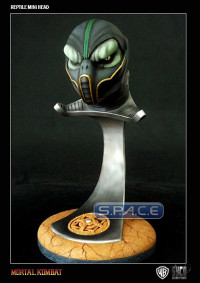 Reptile Mini Head Bust (Mortal Kombat 9)