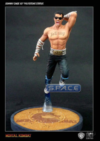 Johnny Cage Statue (Mortal Kombat)