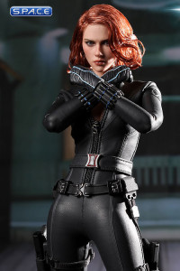 1/6 Scale Black Widow Movie Masterpiece MMS178 (The Avengers)