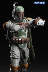 1/10 Scale Boba Fett - ROTJ Version ARTFXPlus Model Kit (Star Wars)