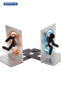 Portal Bookends (Portal 2)