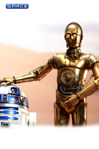 C-3PO and R2-D2 Premium Format Figure Set (Star Wars)