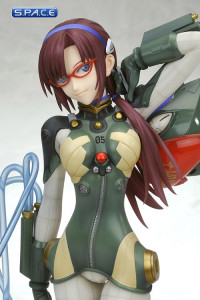 1/7 Scale Mari Illustrious Makinami Plug Suit PVC Statue (Evangelion)