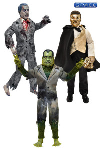 Set of 3: Presidential Monsters Series 2