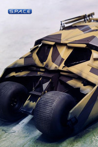 1/6 Scale Batmobile - Tumbler Camouflage MMS184 (The Dark Knight Rises)