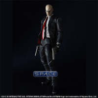 Agent 47 from Hitman Absolution (Play Arts Kai)