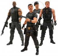 3er Komplettsatz: The Expendables 2
