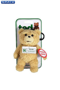 Ted Backpack Clip with Sound (ted)