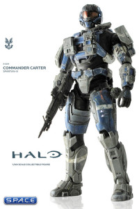 1/6 Scale Commander Carter S-A259 Partan-III (Halo)