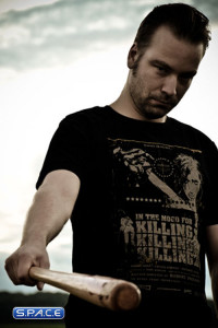 In the Mood for Killing T-Shirt (Ultra Trash)