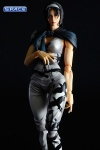 Jun Kazama from Tekken Tag Tournament 2 (Play Arts Kai)