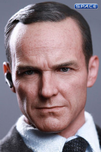 1/6 Scale Agent Phil Coulson Movie Masterpiece MMS189 (The Avengers)