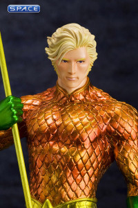 1/10 Scale Aquaman The New 52 ARTFX+ Statue (DC Comics)
