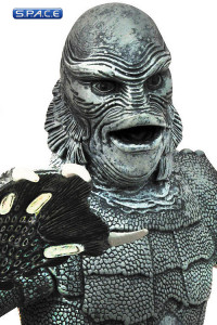 Creature from the Black Lagoon Black & White Bust Bank (Universal Monsters)