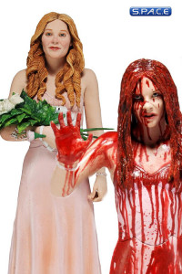 Set of 2: Carrie White Prom & Bloody Version (Carrie)