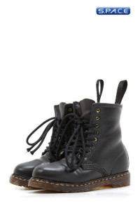 1/6 Scale Fashion Boots Series 1 (black 1460)