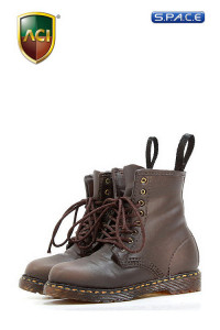 1/6 Scale Fashion Boots Series 1 (brown 1460)