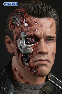 1/4 Scale T-800 »Battle Damaged Version« HD Masterpiece (Terminator 2: Judgment Day)