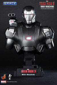 1/4 Scale War Machine Bust (Iron Man 3)
