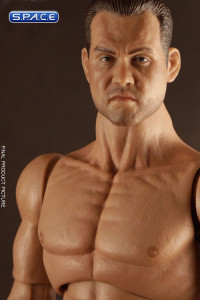 1/6 Scale Athletic Muscle Body Caucasian Version KP03B