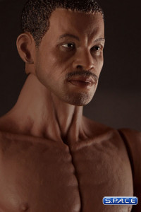 1/6 Scale Athletic Muscle Body Afro-American Version KP03C