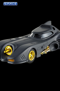 1:43 1989 Batmobile Die Cast Hot Wheels Elite (Batman)