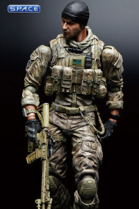 Tom Preacher from Medal Of Honor Warfighter (Play Arts Kai)