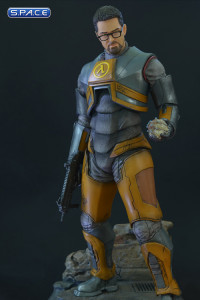 1/4 Scale Gordon Freeman Exclusive Statue (Half-Life 2)