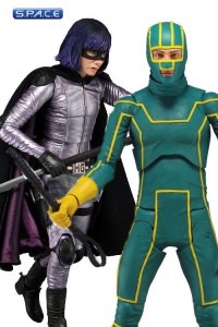 Set of 2: Kick-Ass and Hit-Girl (Kick-Ass 2)