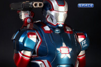 1/4 Scale Iron Patriot Bust (Iron Man 3)