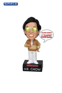 Mr. Chow Talking Bobble-Head (The Hangover)