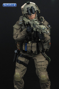 1/6 Scale FBI HRT (Hostage Rescue Team)