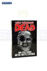 One-Eyed Zombie Metal Bottle Opener (The Walking Dead)