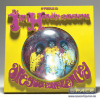 3D Album Cover: Jimi Hendrix »Are You Experience«