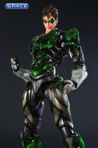 Green Lantern from DC Comics Variant (Play Arts Kai)