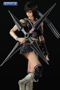 Yuffie Kisaragi from Final Fantasy VII Advent Children (Play Arts Kai)
