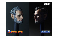 1/6 Scale American President Head Sculpt