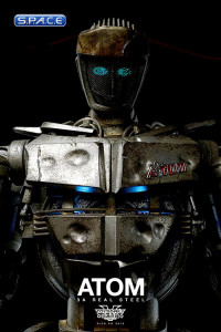 1/6 Scale Atom (Real Steel)